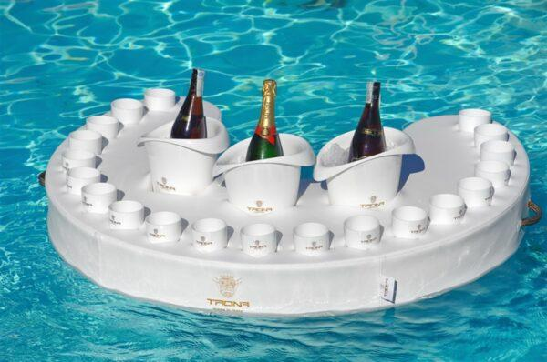 bar galleggiante trona